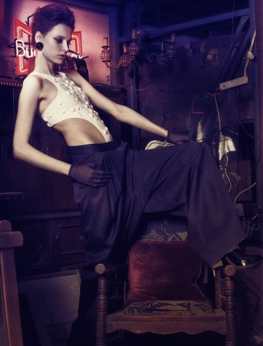 Fashion Editorial Billy Leroy Photographer Marco Di Filippo 3