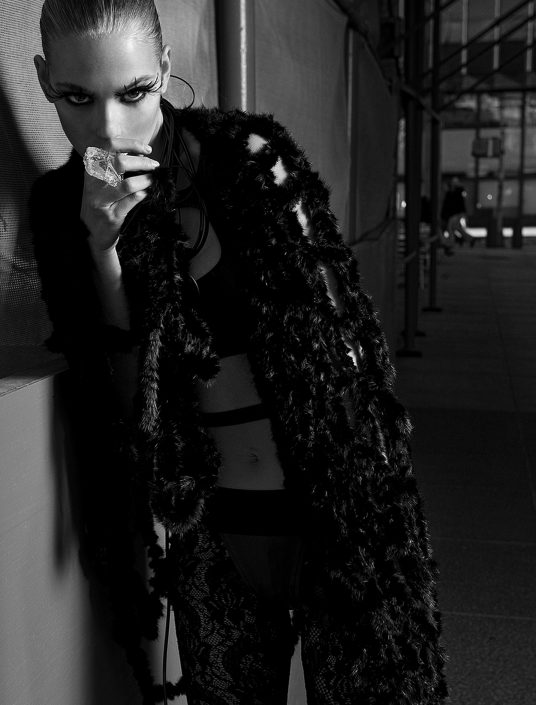 Fashion Editorial New York Gothic Photographer Marco Di Filippo 5