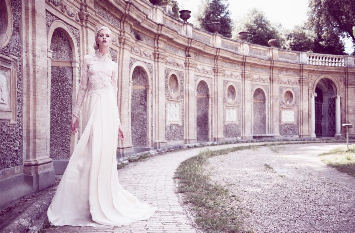Fashion Editorial villa pamphili Photographer Marco Di Filippo 3
