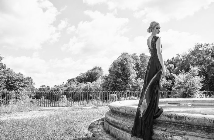 Fashion Editorial villa pamphili Photographer Marco Di Filippo 4